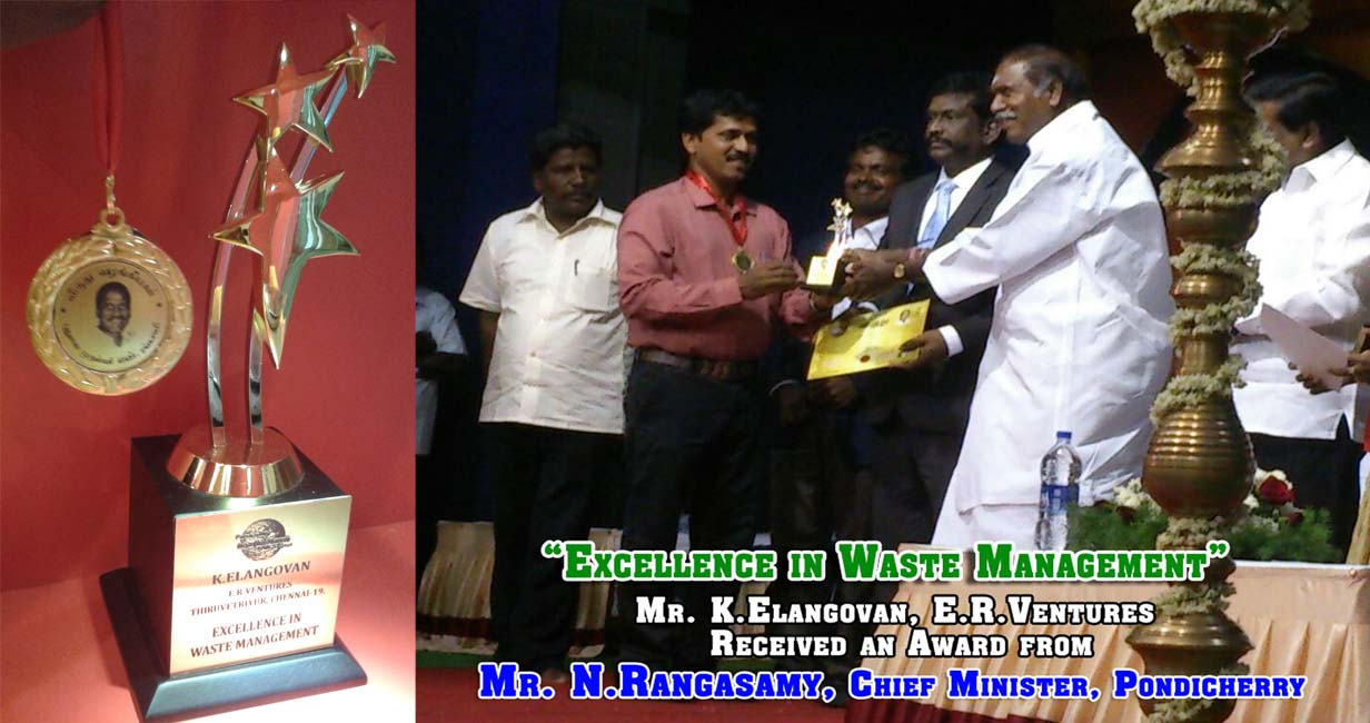 Excellence in Waste Management Award