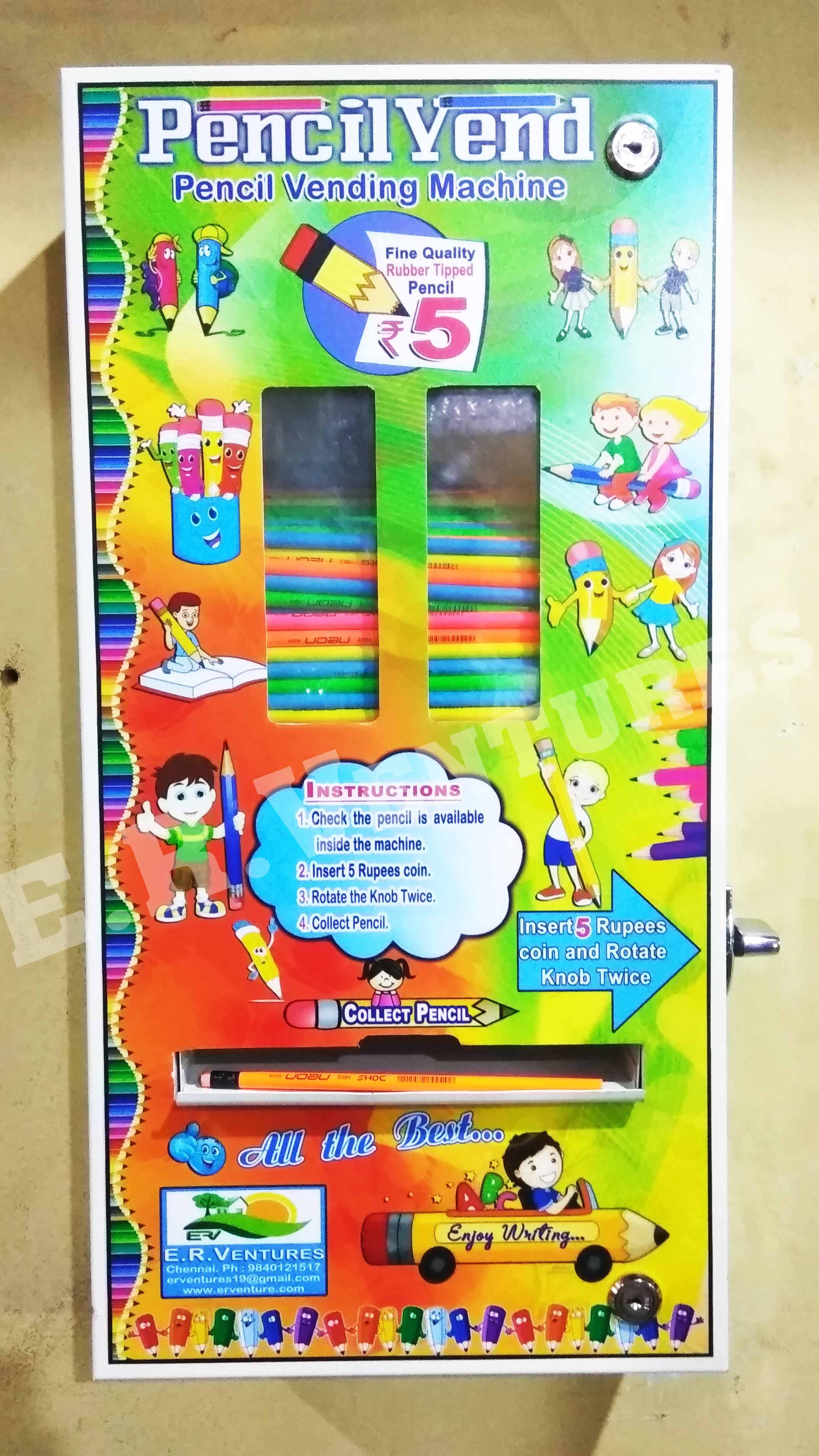 Pencil Dispensers in India