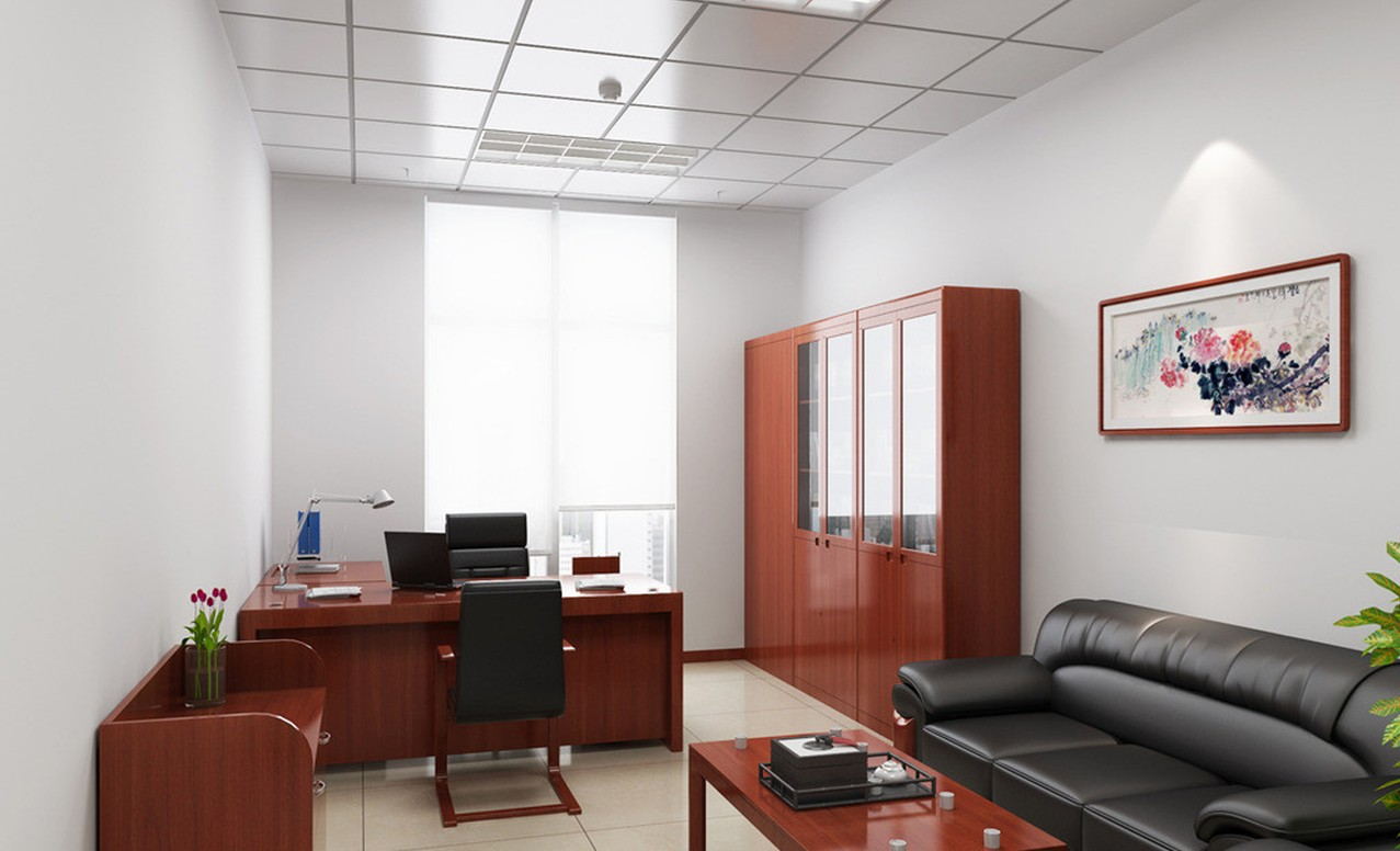 3d service Office design 3d
