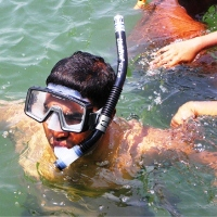 snorkeling in malvan tarkarli