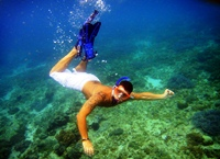 snorkeling,snorkeling in malvan tarkarli,snorkerling  with marinedive