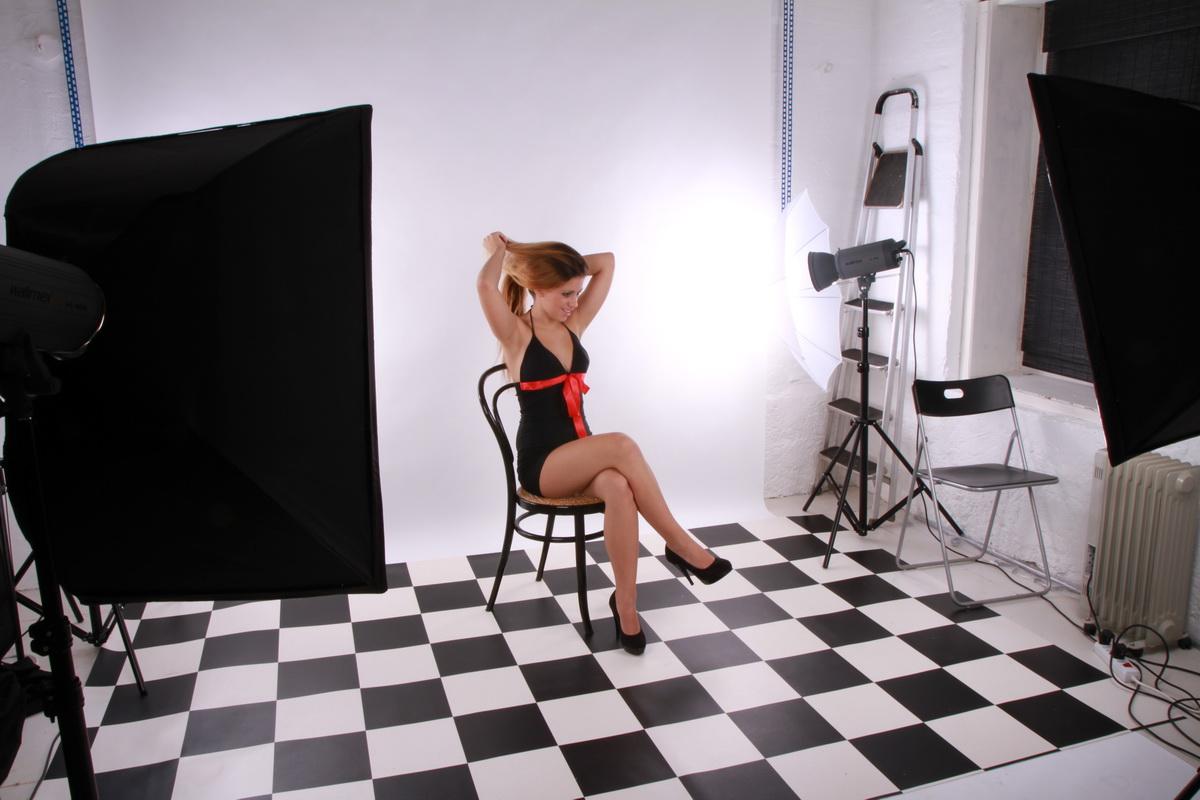 Home Photography Studio Setup