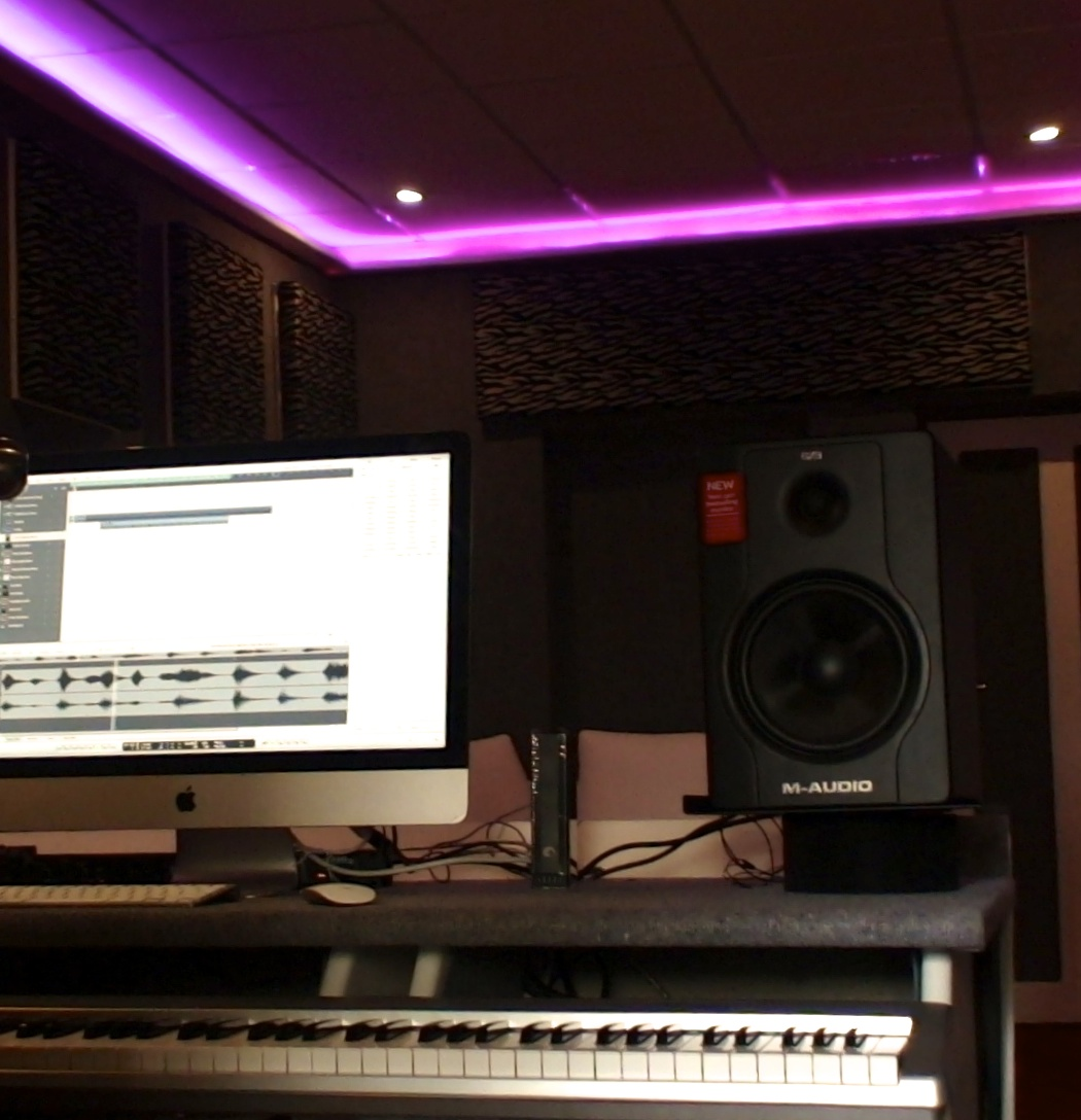 D studio recording studio in chennai