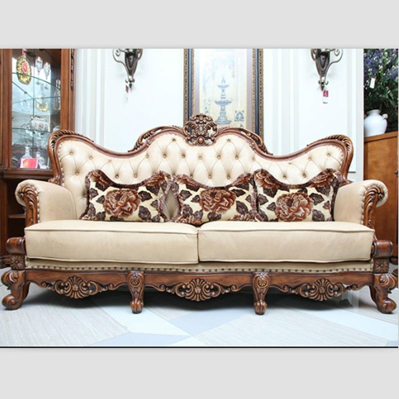Royal Indian Sofa