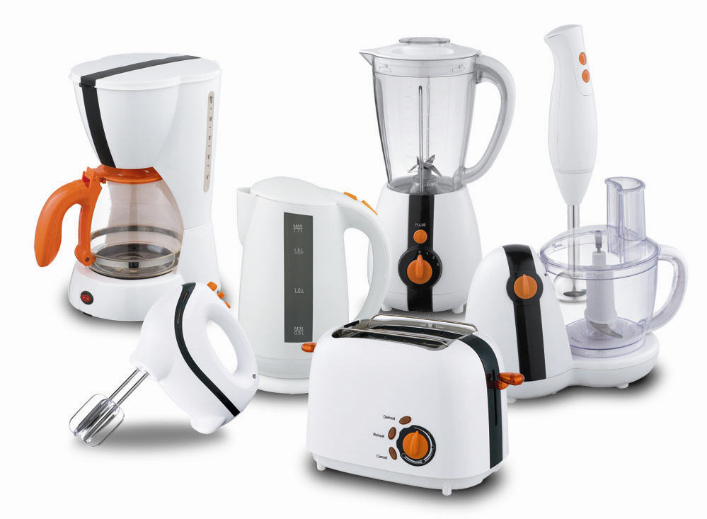 Small Major Kitchen Appliances