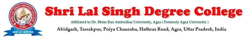 Shri Lal Singh Degree College Logo