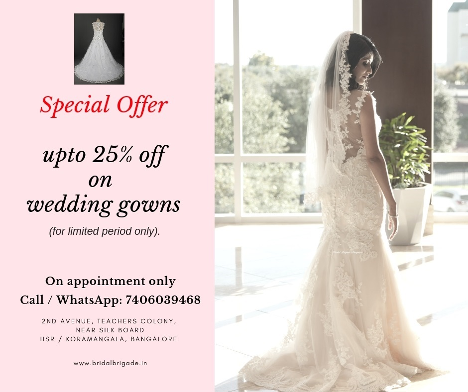 Christian  Bridal Dresses at affordable Prices | Bridal Brigade