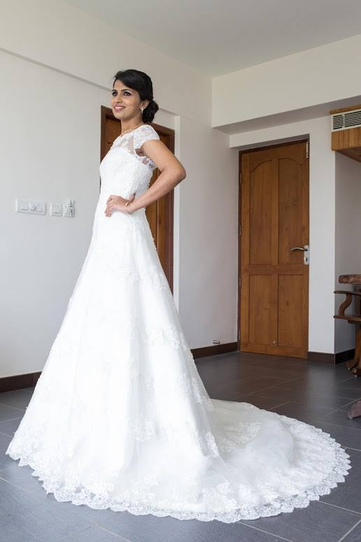 Bridal Gowns  Bangalore : Wedding dresses gowns in bangalore rent a gown