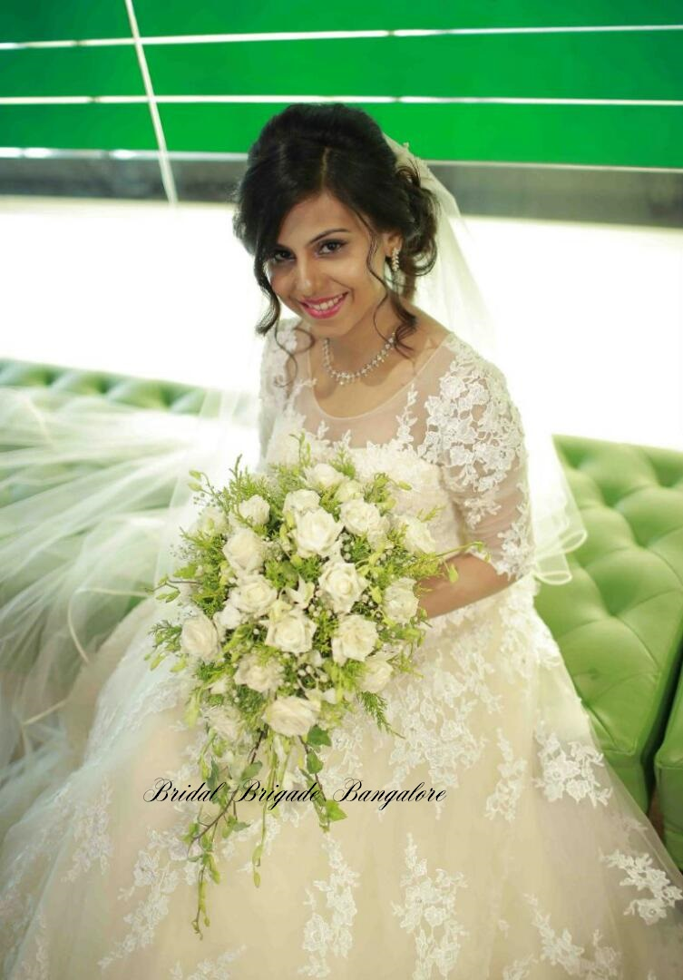 wedding gowns Bangalore