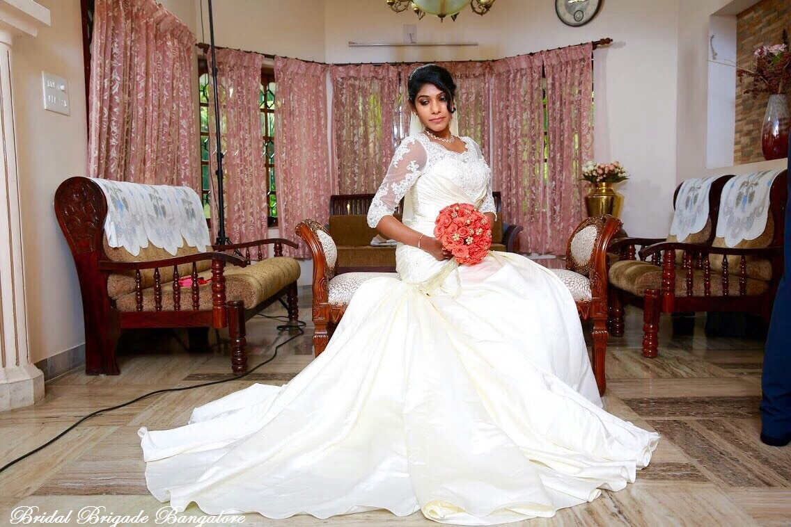 Wedding dress in bangalore