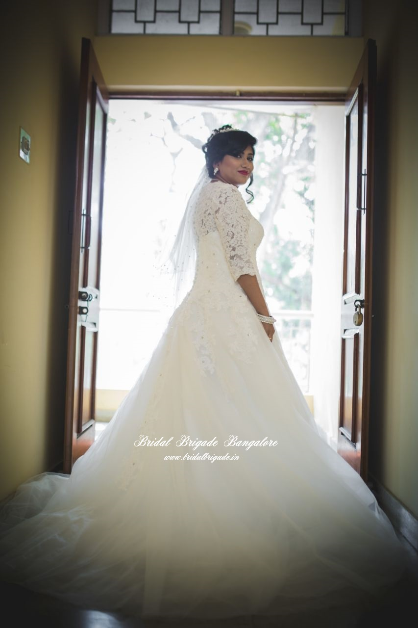 Wedding Gown Reviews from Bridal Brigade Brides