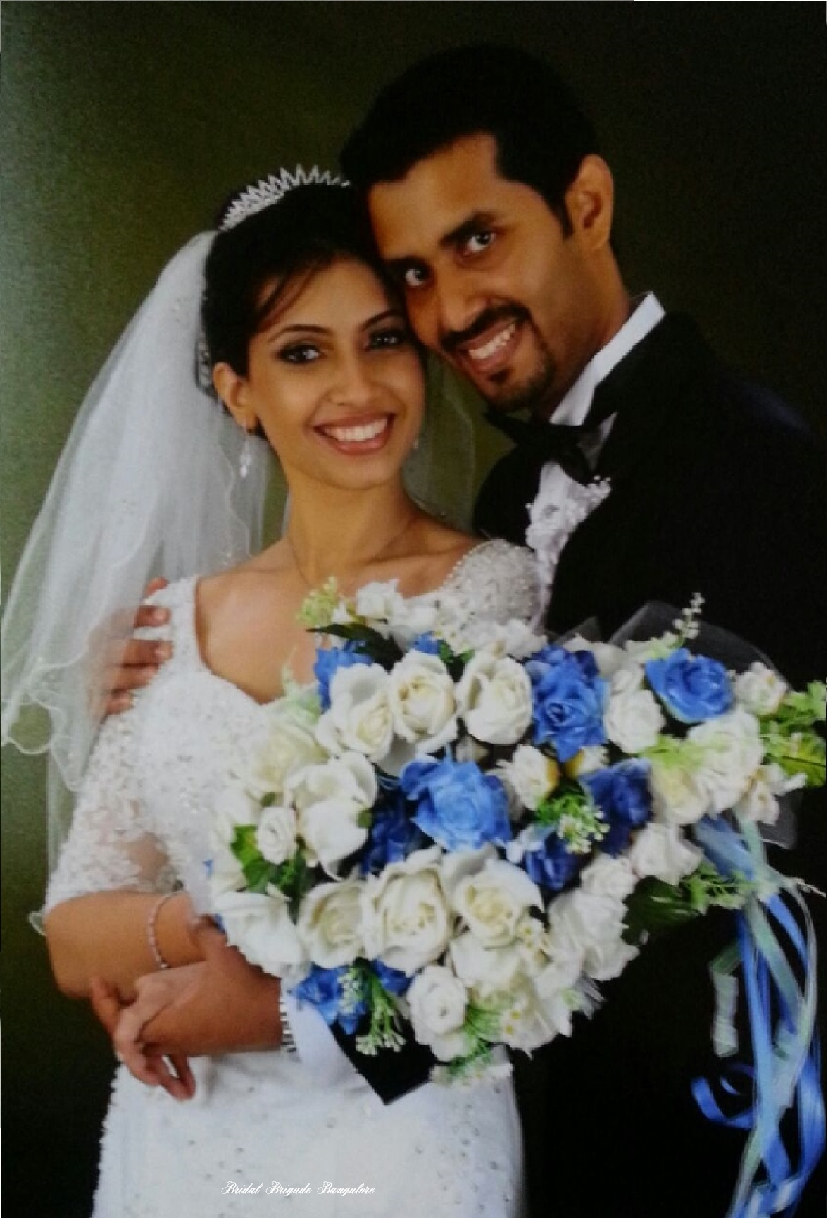 Bridal Gowns  Bangalore : Testimonials reviews bangalore brides love my wedding gown great