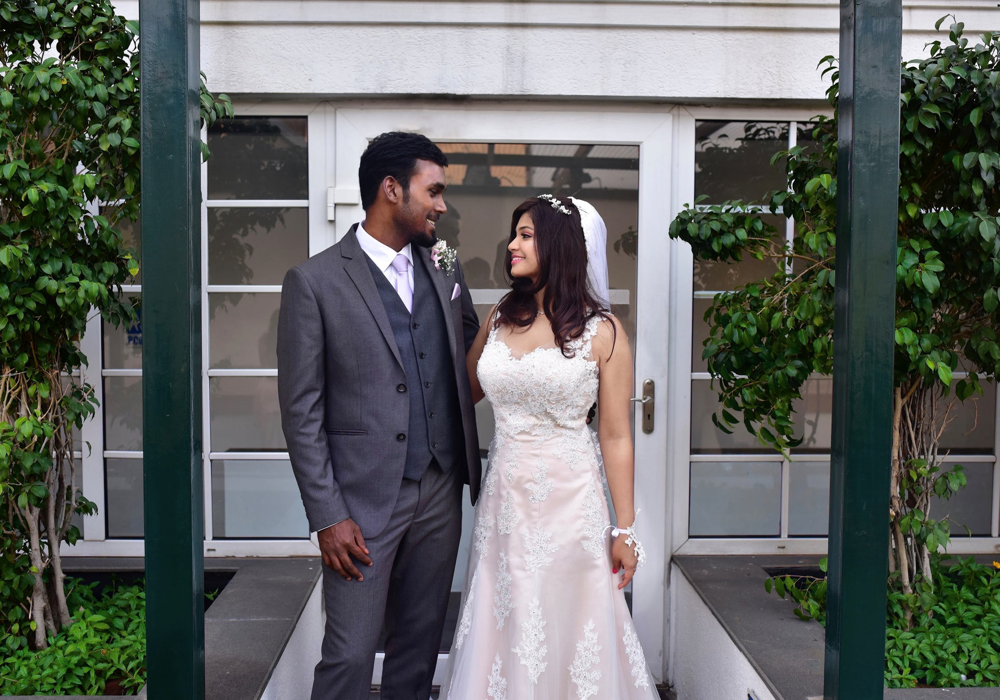 western lace-wedding-gown-bangalore