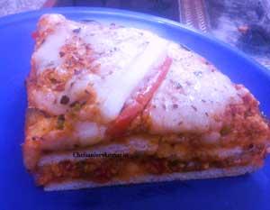 bread  pizza bread recipes