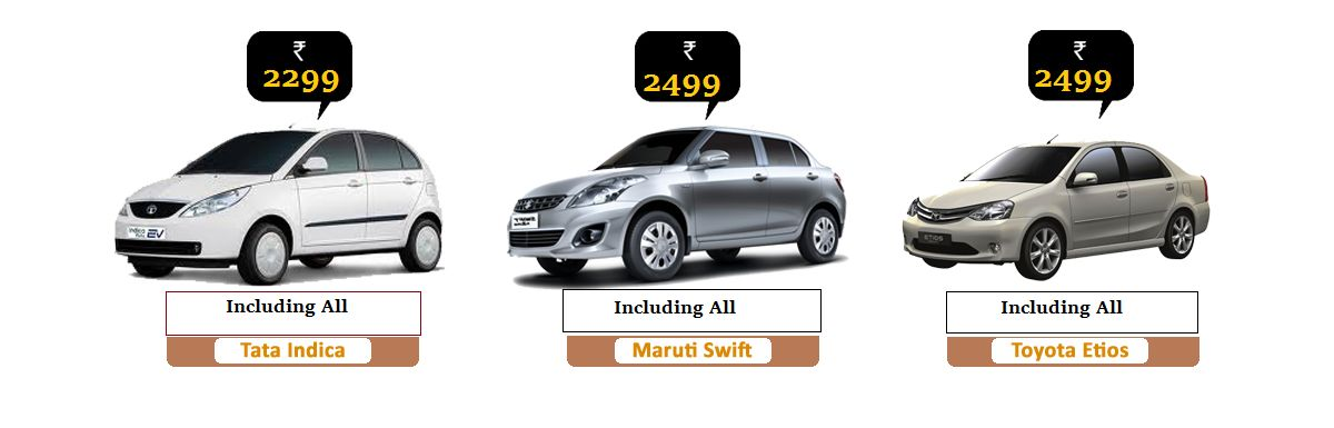 Car Rental Near Airport Goa