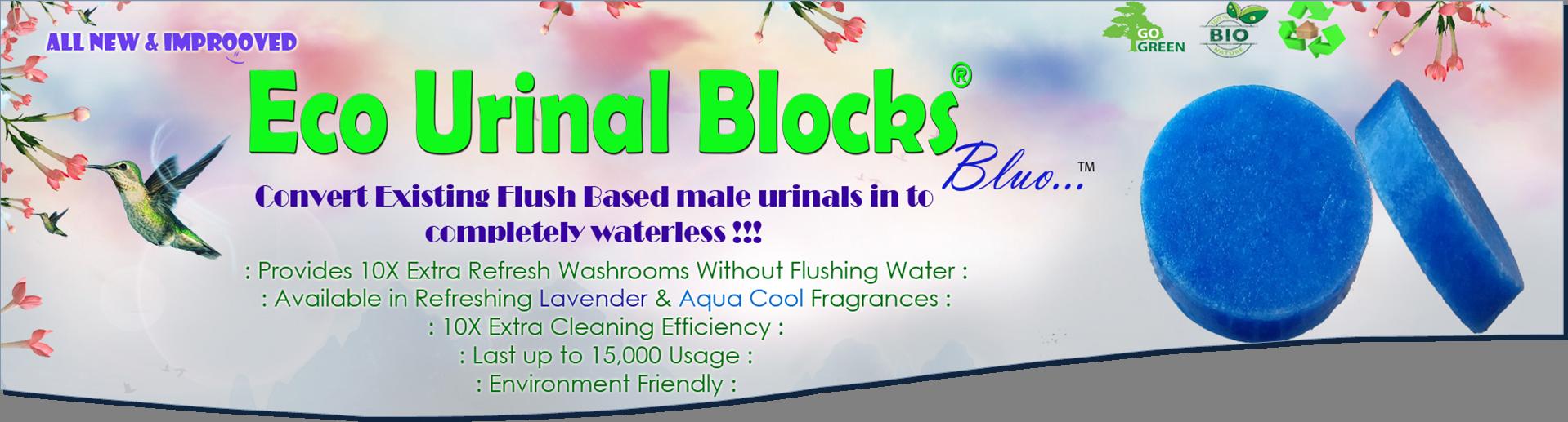 Eco-Bio Blocks : Eco Urinal Blocks? Bluo?, Bio Urinal Blocks, Biological Blocks, Bio ...