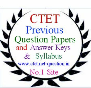 CTET Questions and Answers