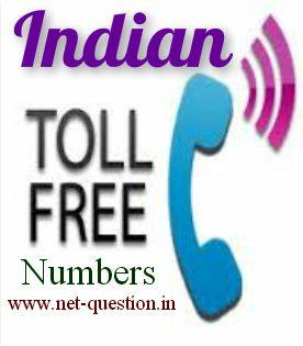 Toll Free Phone Numbers