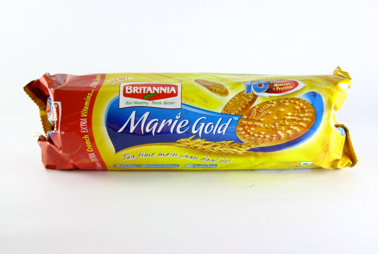 britannia marie gold biscuits Buy britannia marie gold biscuit - 250gm online at best prices get discount on biscuits & cookies, grocery & gourmet with home delivery from chawla the pastry palace.