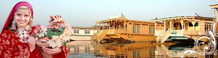 Kashmir Houseboats Packages Kashmir Holiday Package