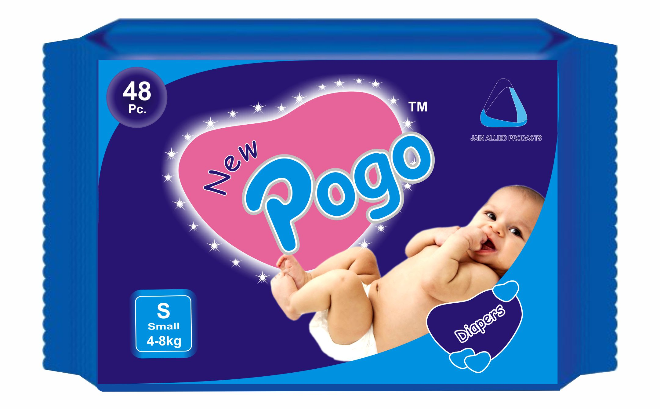 New Pogo Baby Diapers