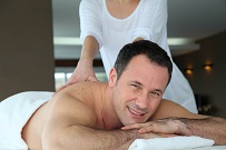 Body massage with full service