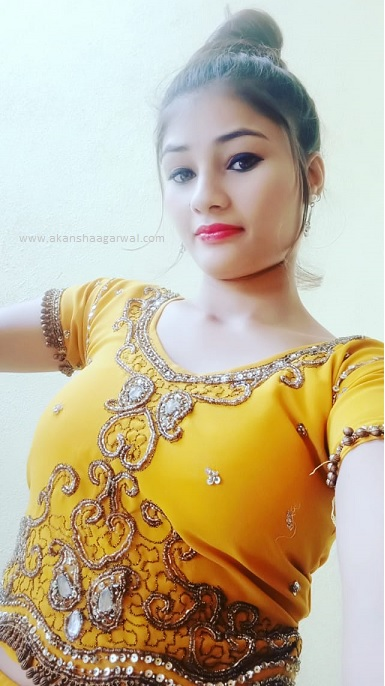 Akansha agarwal independent girl in Bangalore