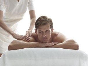 Female to male body massage in Bangalore