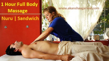 Full Body Massage in Bangalore