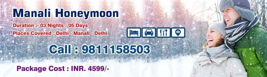 Manali Honeymoon | Manali Honeymoon Package | Honeymoon Package Manali