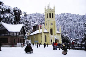 Shimla Package | Shimla Tour Package | Shimla Volvo Package