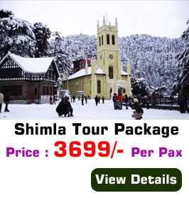 Shimla Tour Package