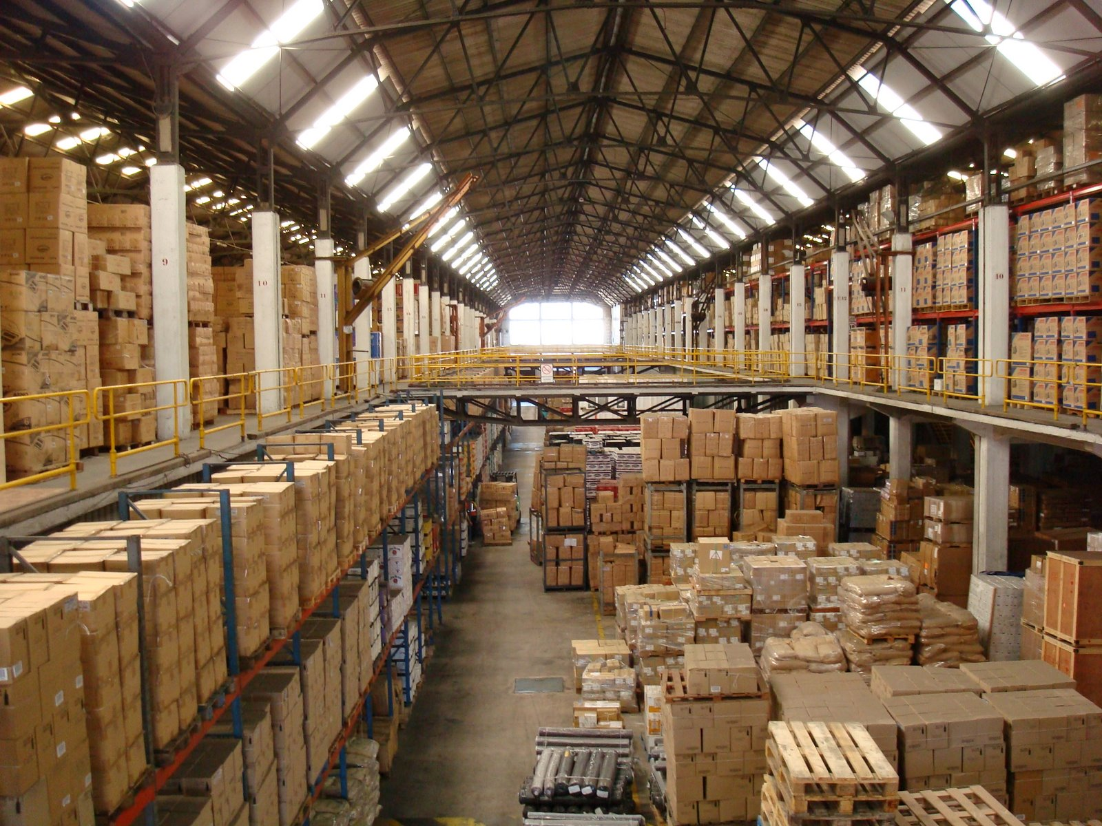 warehousing ibp packers movers group