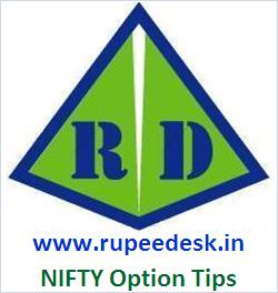 Rupeedesk Nifty Option tips