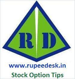 Rupeedesk Stock Options Tips