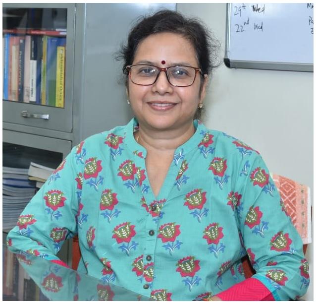 Prof Asima Pradhan