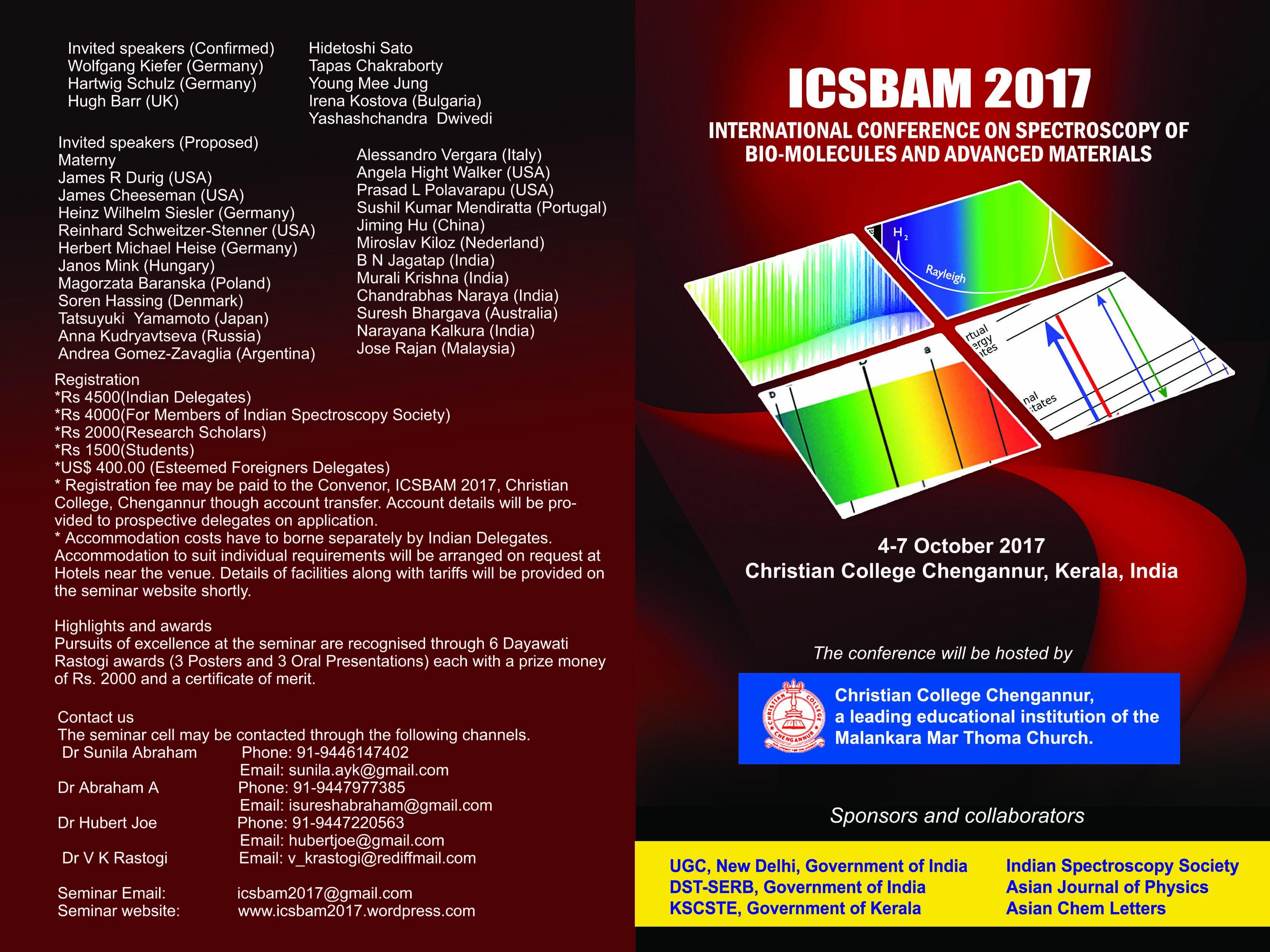 ICSBA-2017