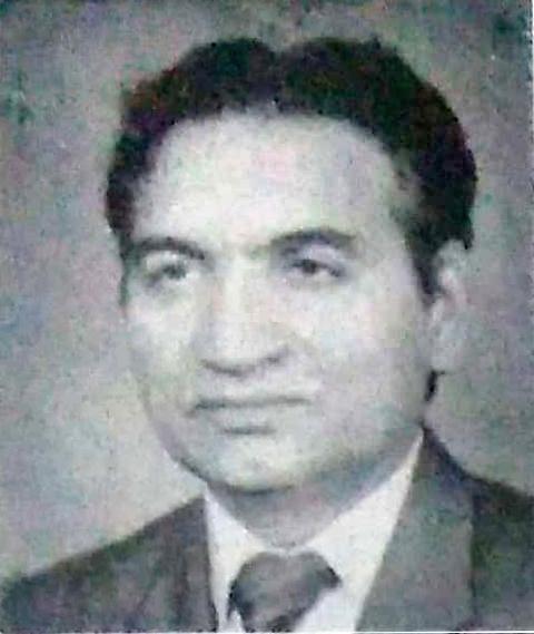 Prof V K Rastogi