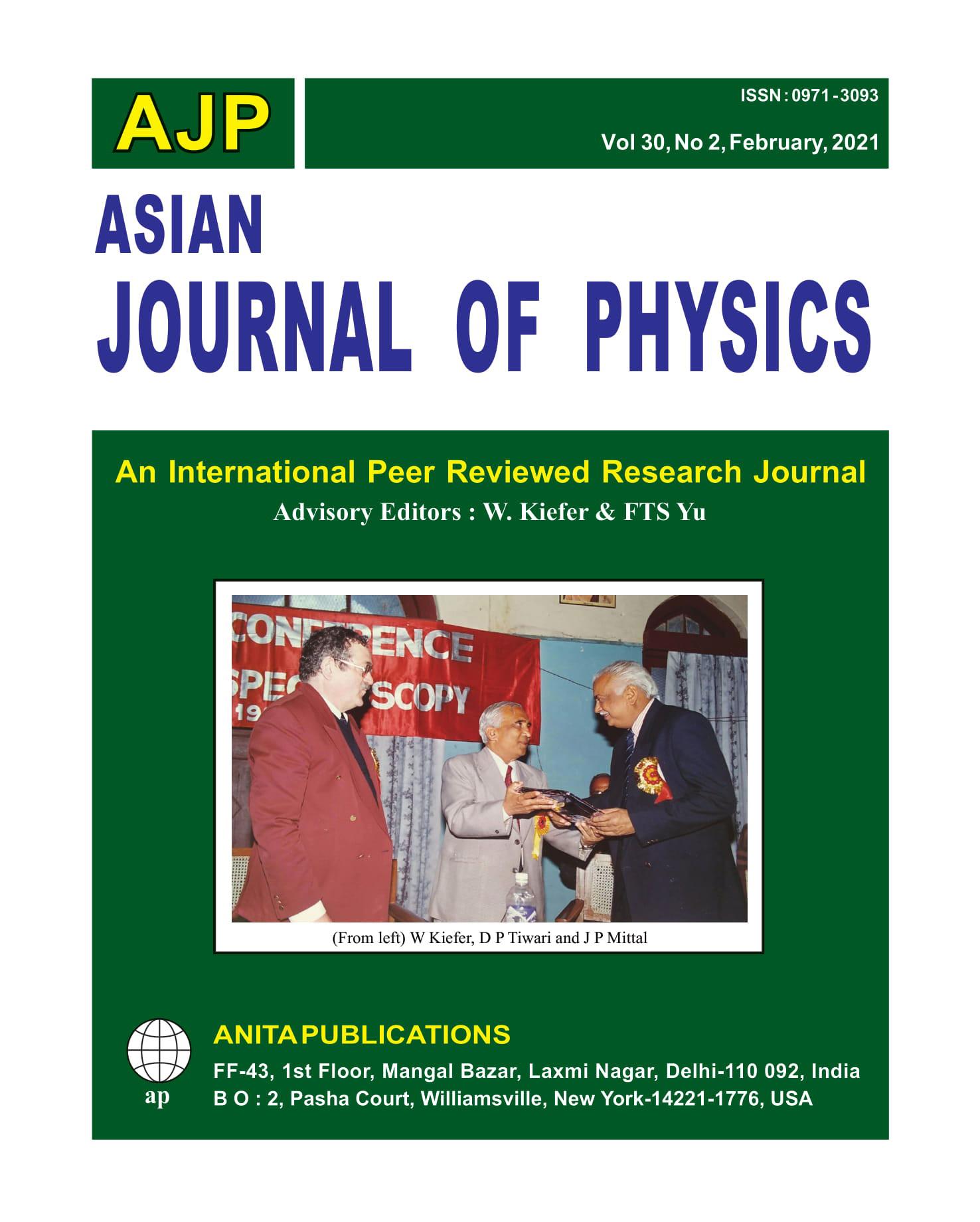 AJP Vol 30 No 2, 2021