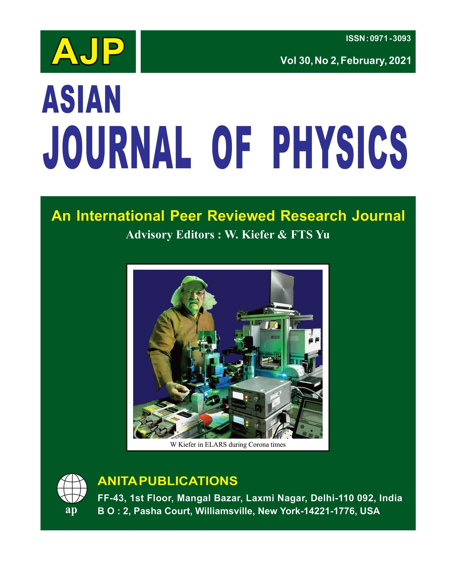 AJP Vol 30 No 2, 2021