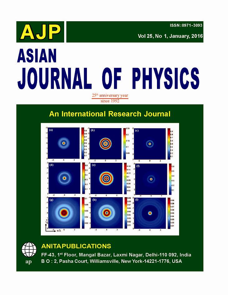 AJP Vol 25 No 1, 2016