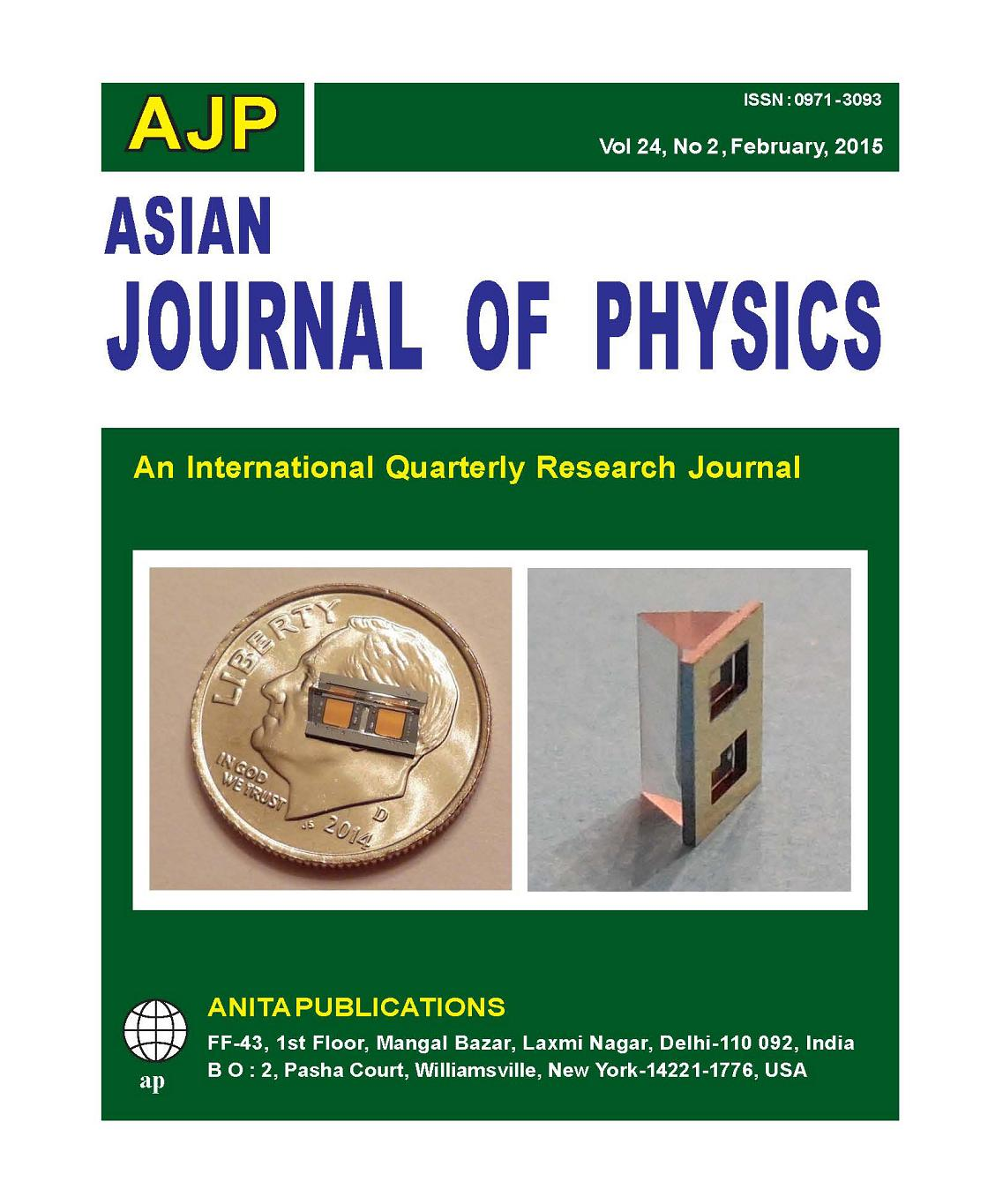 AJP Vol 24 no 2,2015