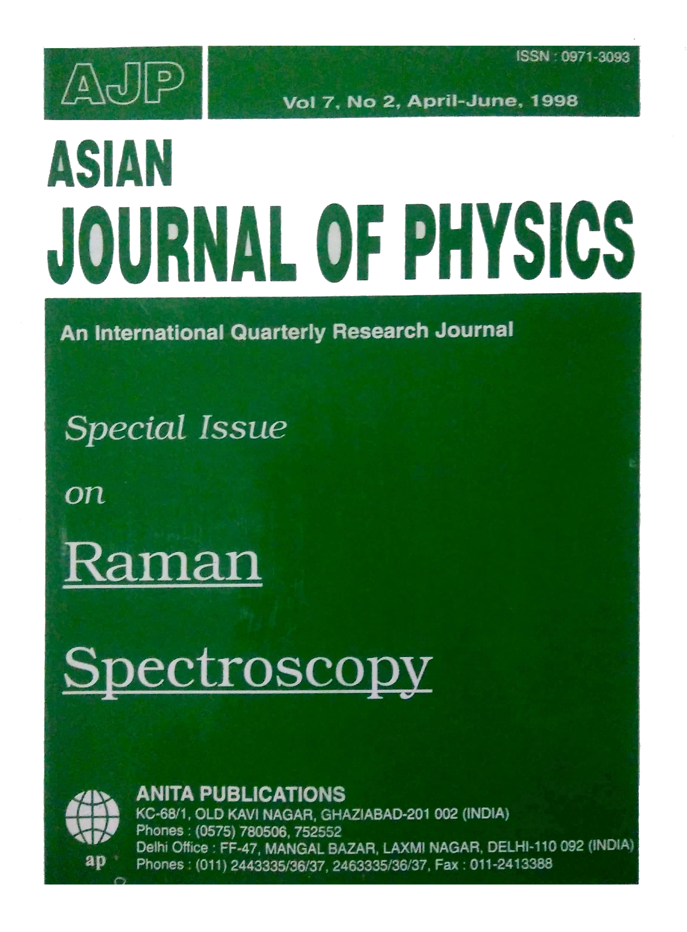 AJP Vol 7 No 2, 1998