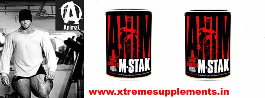 UNIVERSAL NUTRITION M-STAK 21 SERVINGS