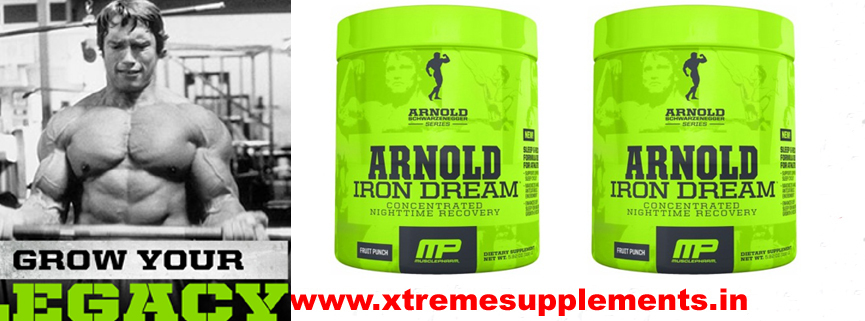 MUSCLEPHARM ARNOLD SERIES IRON DREAM PRICE INDIA