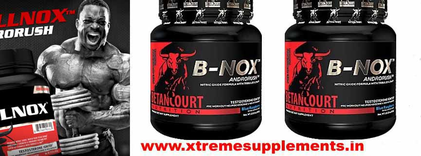 BETANCOURT B-NOX BULLNOX ANDRORUSH PRE WORKOUT PRICE DELHI INDIA