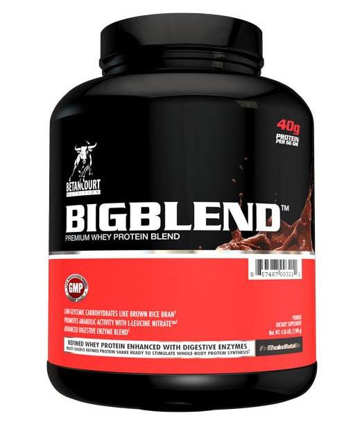 BETANCOURT BIG BLEND INDIA DELHI