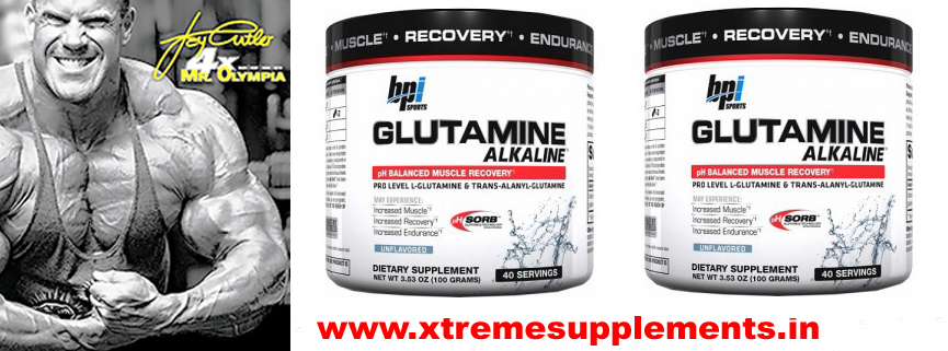 BPI GLUTAMINE ALKALINE PRICE INDIA