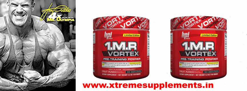 BPI 1.M.R VORTEX LIMITED EDITION 50 SERVINGS