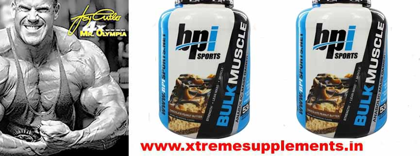 BPI SPORTS BULK MUSCLE PRICE DELHI